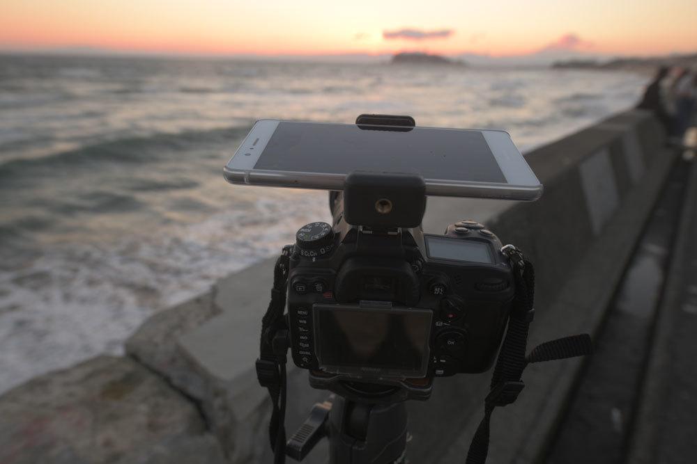 使用記〜StarsPhoto、初めて鎌倉七里ガ浜で使う_b0400557_16122606.jpg