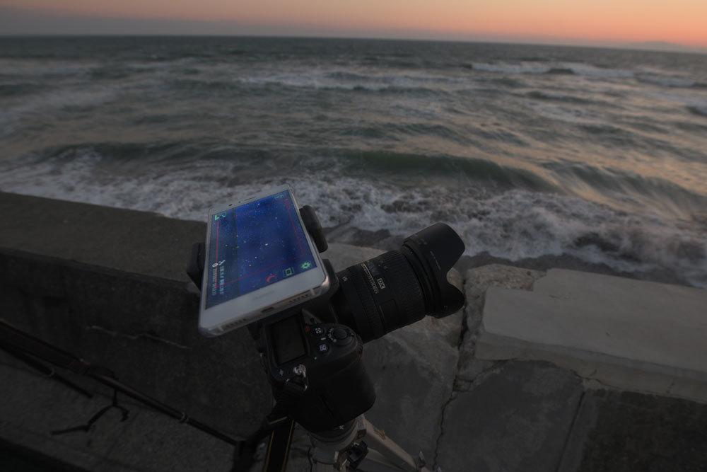 使用記〜StarsPhoto、初めて鎌倉七里ガ浜で使う_b0400557_16123822.jpg