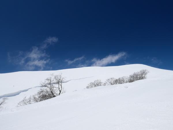月山でスキー!_a0351368_20571735.jpg