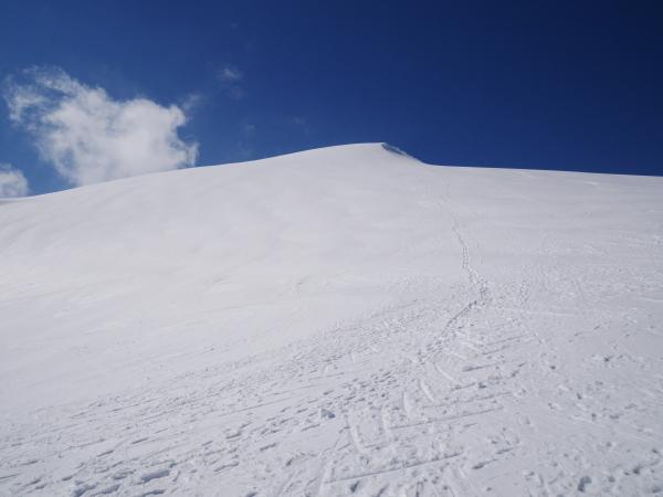 月山でスキー!_a0351368_21001111.jpg