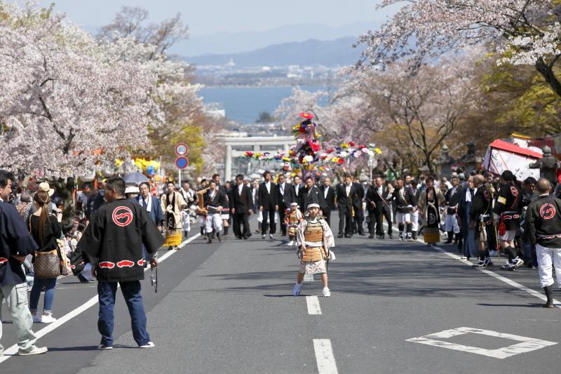 山王祭 花渡式_c0196076_09432828.jpg