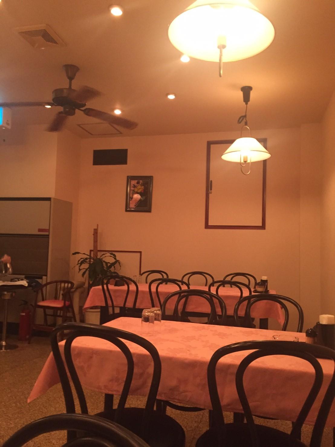 REST HOUSE  OLDNEW  dinner_e0115904_23152019.jpg