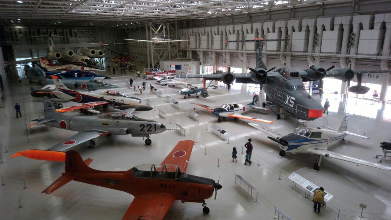 かがみがはら航空宇宙博物館_d0163914_21050118.jpg