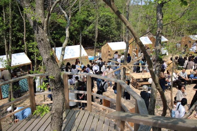 森のイベント_e0149215_09280094.jpg