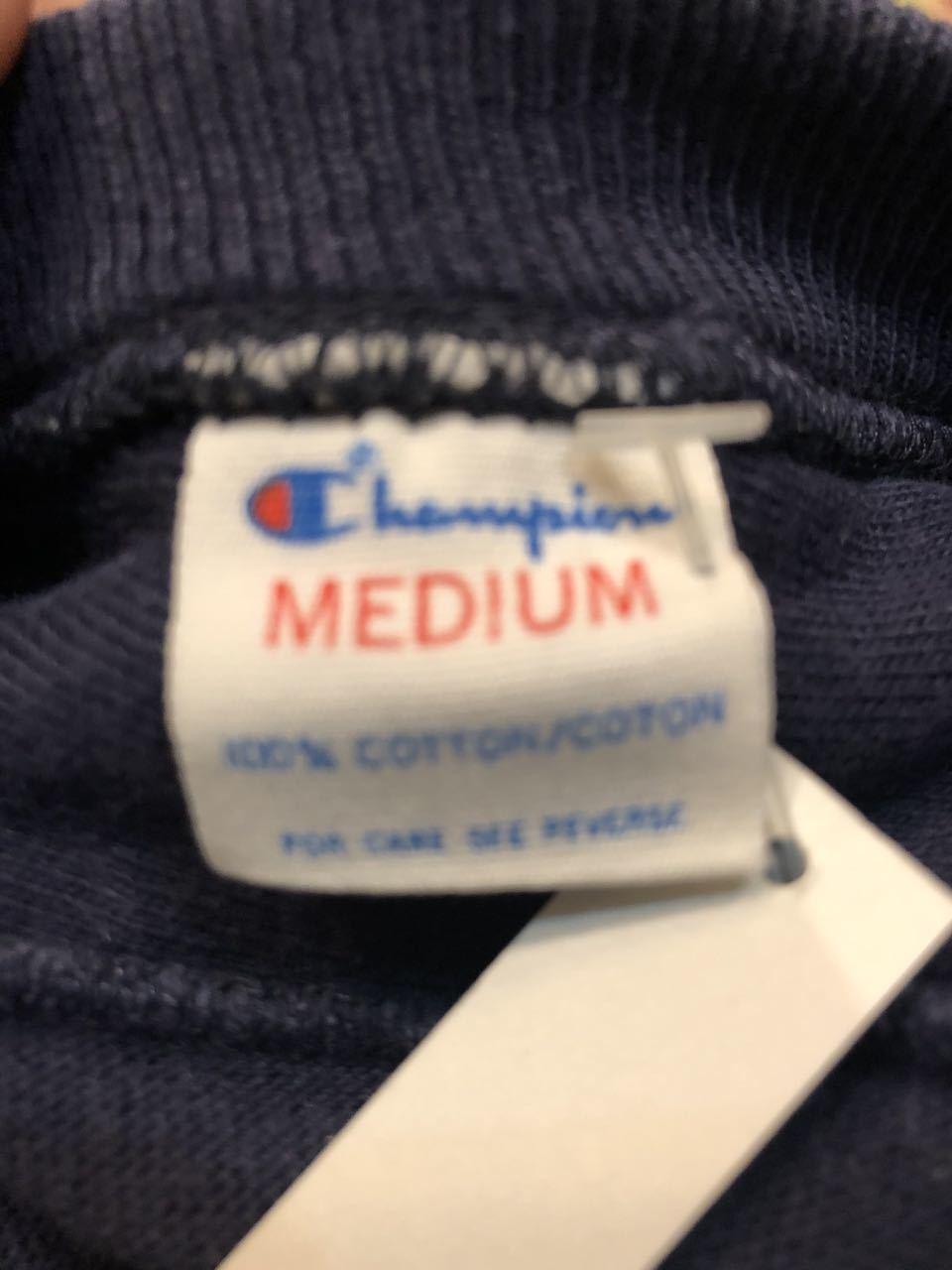 4月29日(月)入荷!80s all cotton  チャンピオン champion トリコタグ フットボールTシャツ!_c0144020_19264915.jpg