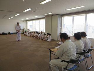 屯田教室 春期昇級審査会 最終日_c0118332_14002428.jpg