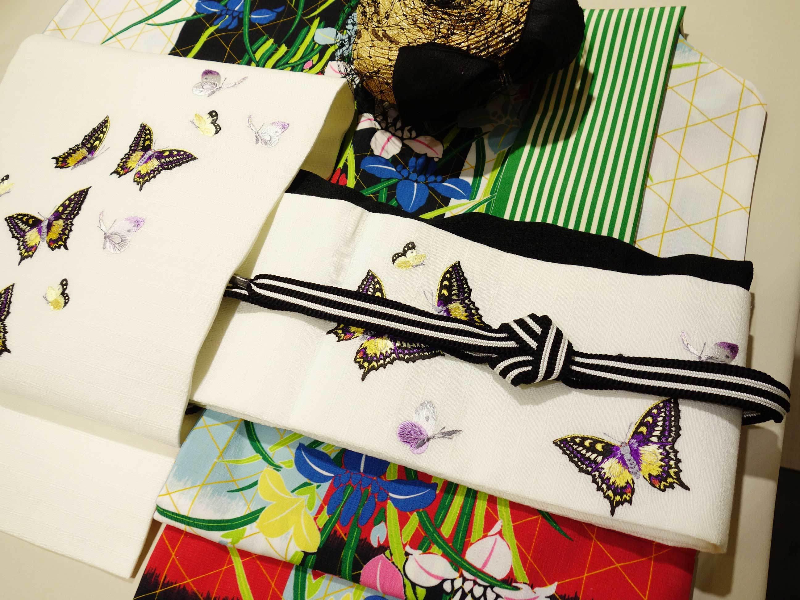 浴衣「菖蒲」を使ったコーディネートをご紹介!_e0167832_18221954.jpg