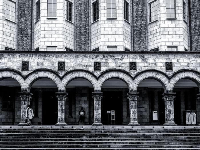 東京大学 本郷キャンパス / iPhone 8_c0334533_23401209.jpg