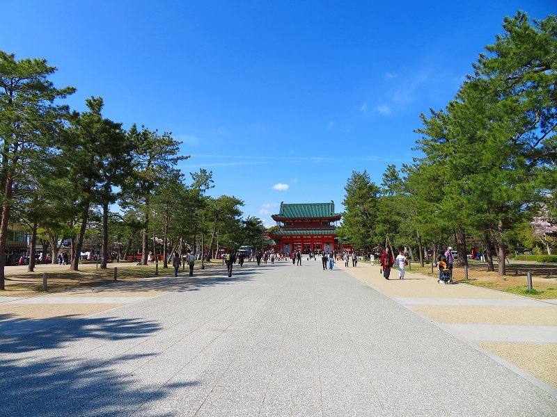 平安神宮20190409_e0237645_16451260.jpg