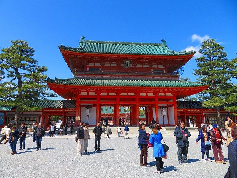 平安神宮20190409_e0237645_16451271.jpg