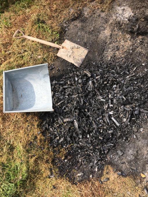 洗面所その8。竹炭作りました!_f0182246_17050334.jpg