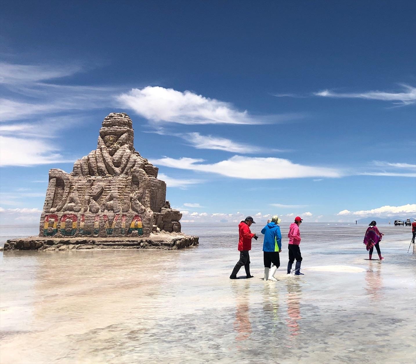 中南米の旅/29 ウユニ塩湖にある唯一のトイレ_a0092659_23390566.jpg