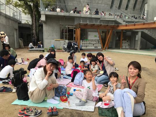 歓迎遠足_f0324461_15052467.jpg