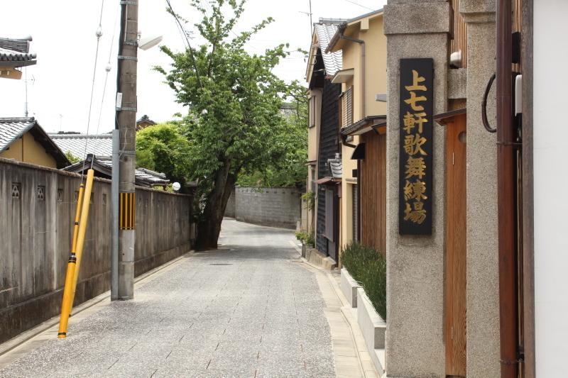 4月28日 北野天満宮から上賀茂神社へ_a0023466_19051260.jpg