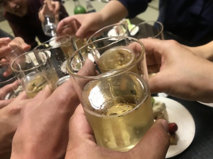 御殿場ビール合宿。大勢で飲み食いは楽しいネ♪_c0212604_414934.jpg