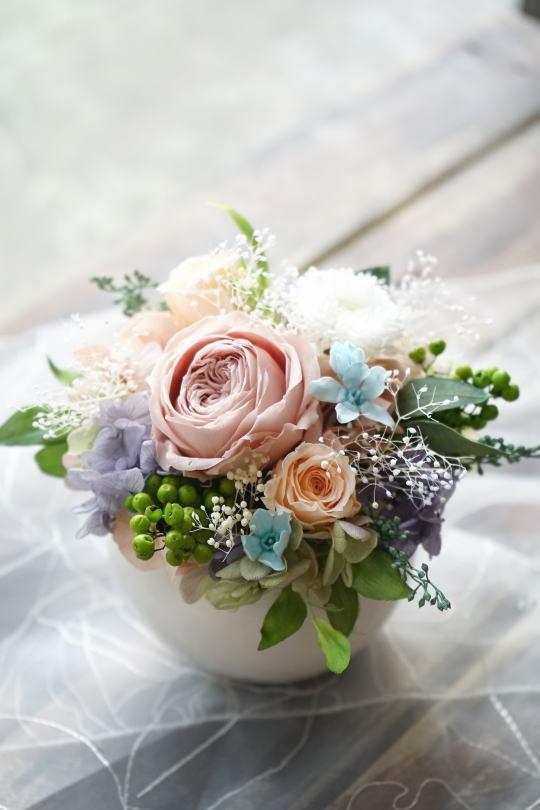 アレンジ ご結婚祝いに!_a0136507_21471908.jpg