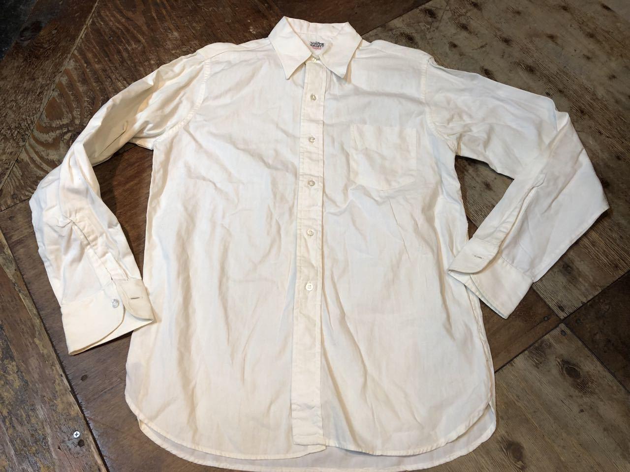 4月30日(火)入荷!40s〜 all cotton マチ付き ブロードクロス シャツ!_c0144020_19334031.jpg