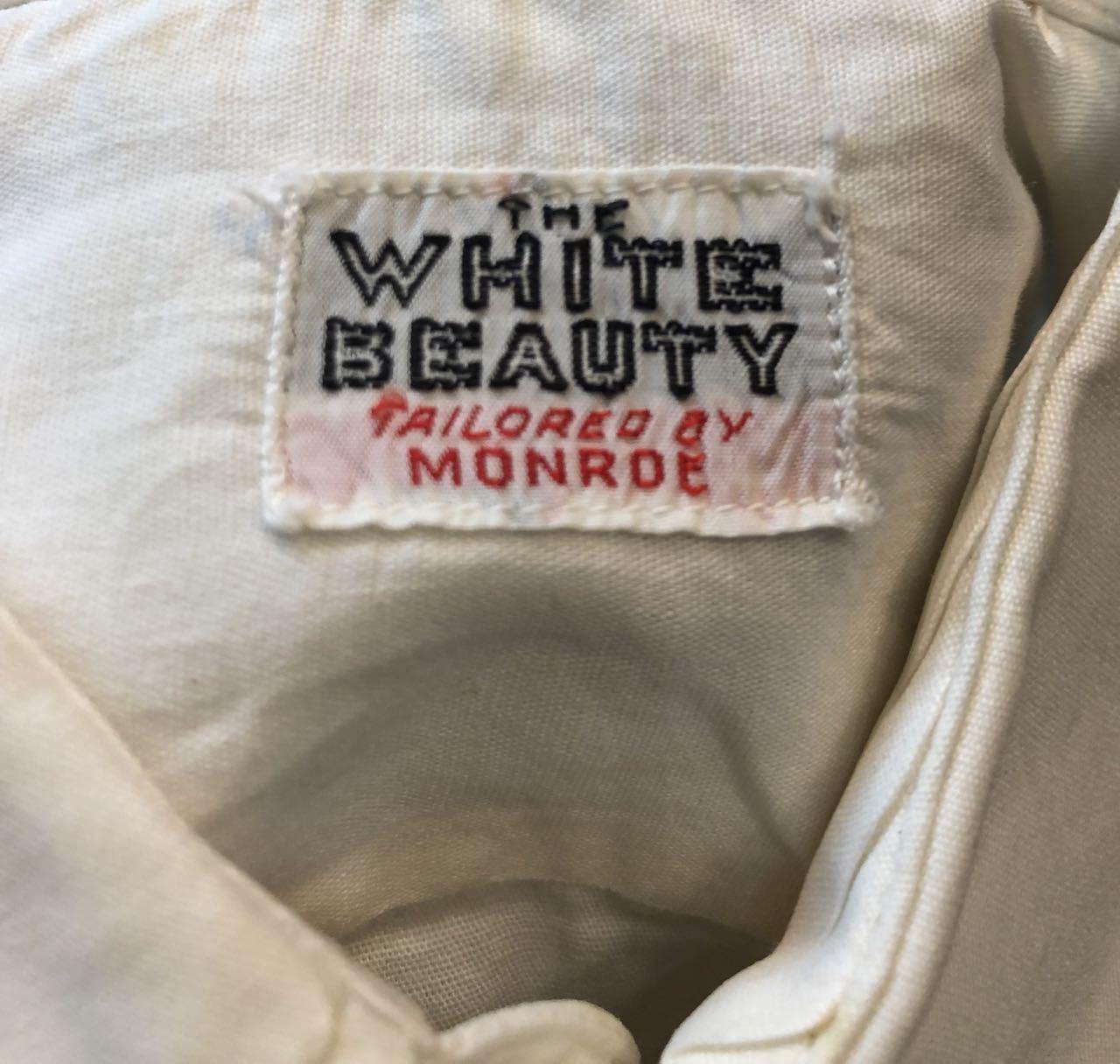 4月30日(火)入荷!40s〜 all cotton マチ付き ブロードクロス シャツ!_c0144020_19335541.jpg
