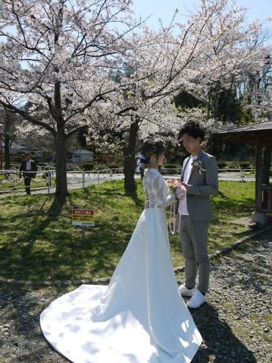 盛岡高松の池にて結婚式前撮り撮影会_a0123133_17160800.jpg