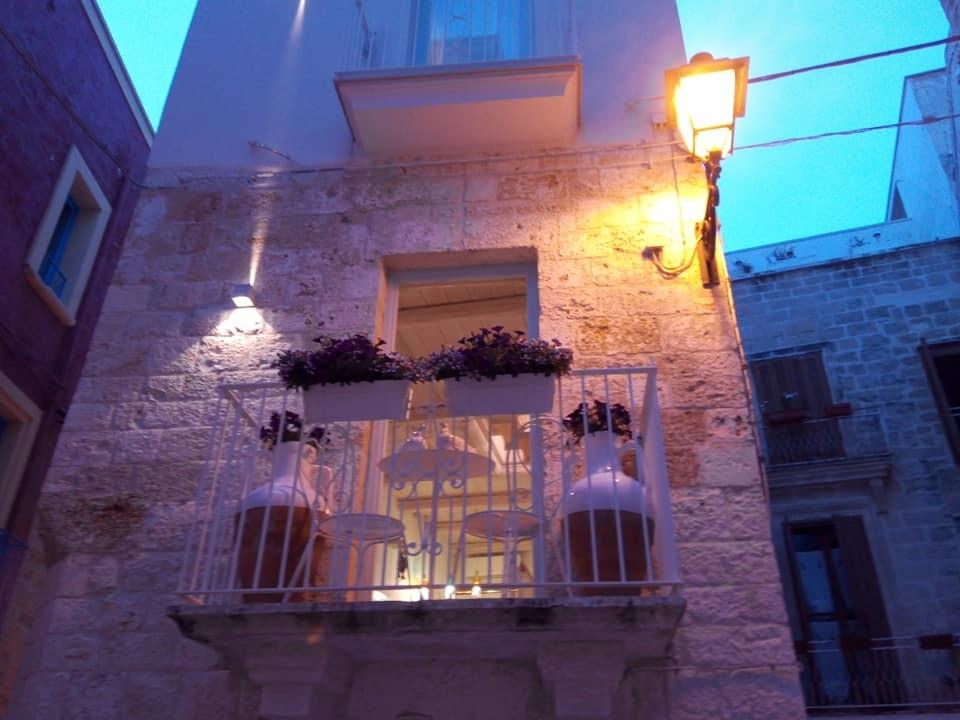 ポリニャーノで夕方の散歩_b0305039_18175084.jpg