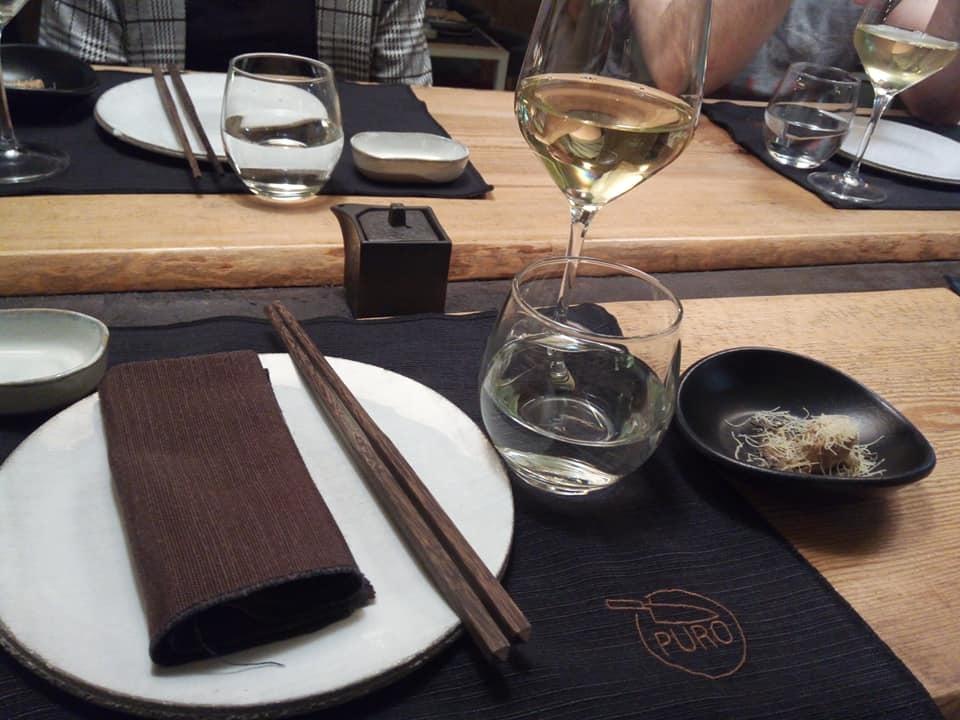 ポリニャーノ・ア・マーレの寿司レストランPURO_b0305039_18262577.jpg