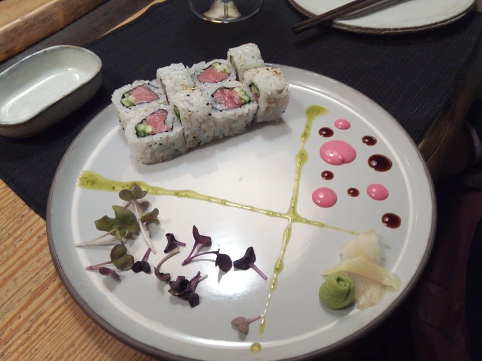 ポリニャーノ・ア・マーレの寿司レストランPURO_b0305039_18275454.jpg