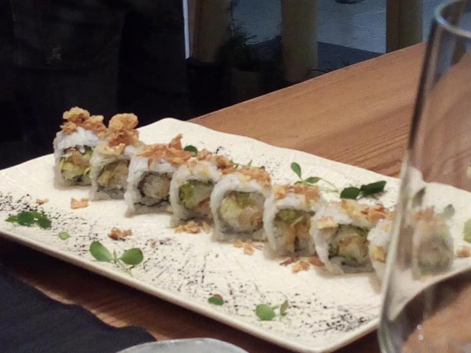 ポリニャーノ・ア・マーレの寿司レストランPURO_b0305039_18280686.jpg