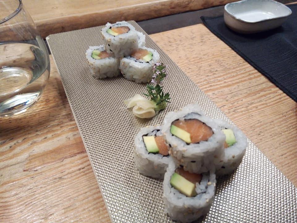 ポリニャーノ・ア・マーレの寿司レストランPURO_b0305039_18282453.jpg
