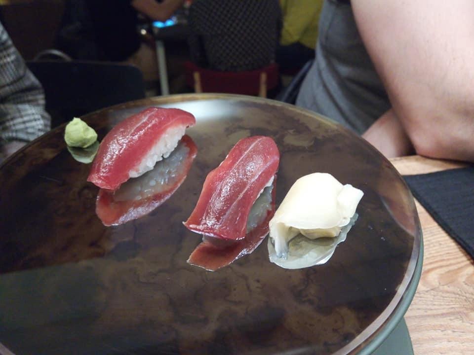ポリニャーノ・ア・マーレの寿司レストランPURO_b0305039_18284100.jpg