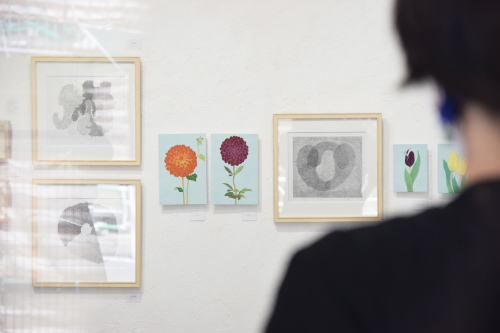 2019.4.24(水)〜4.29(月) 上野比佐子・兼未希恵 二人展 @ 5〜最終日_e0272050_19451296.jpg
