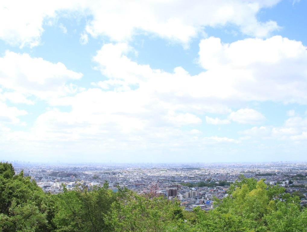 平成最後の聖天展望台から見る大阪府内_d0202264_4105348.jpg
