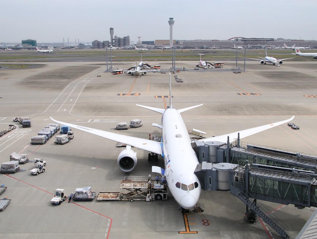 2019年4月 羽田空港 3タミ_d0202264_4164865.jpg