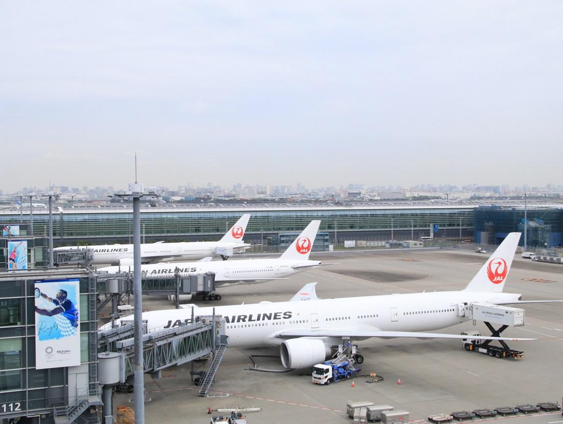 2019年4月 羽田空港 3タミ_d0202264_4172350.jpg