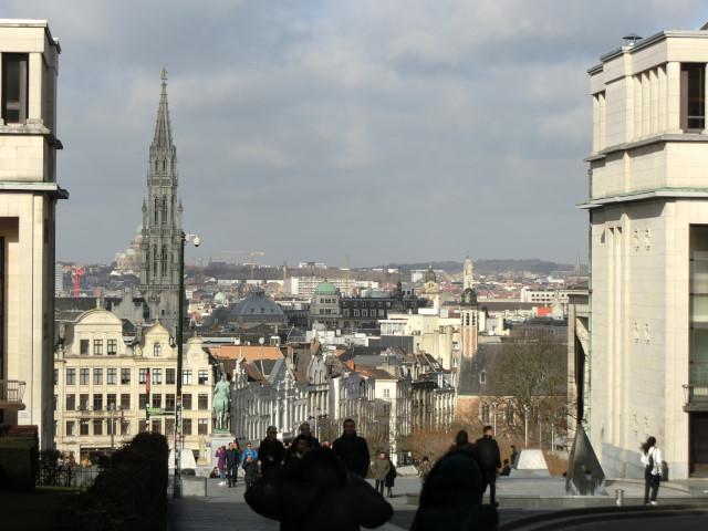 朝のブリュッセル名所散歩 その2_f0189467_16375908.jpg