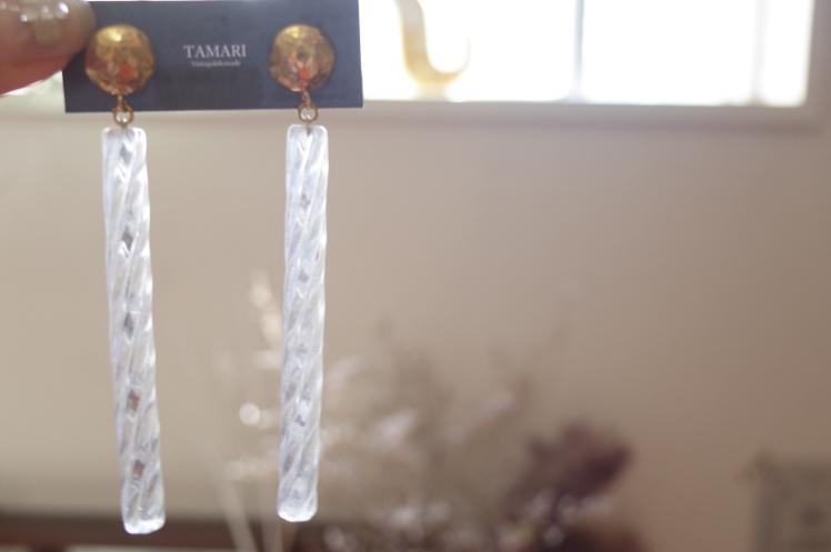 TAMARI☆pierce&earring☆入荷しました_e0269968_17194438.jpg