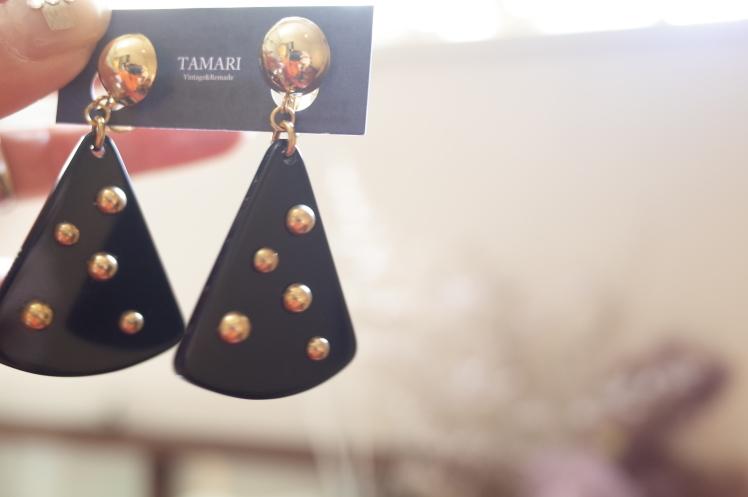 TAMARI☆pierce&earring☆入荷しました_e0269968_17203383.jpg