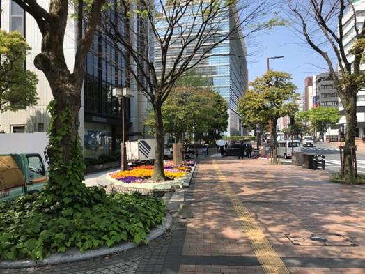 日本の道100選(東西軸トランジットモール)_b0214473_21235538.jpg