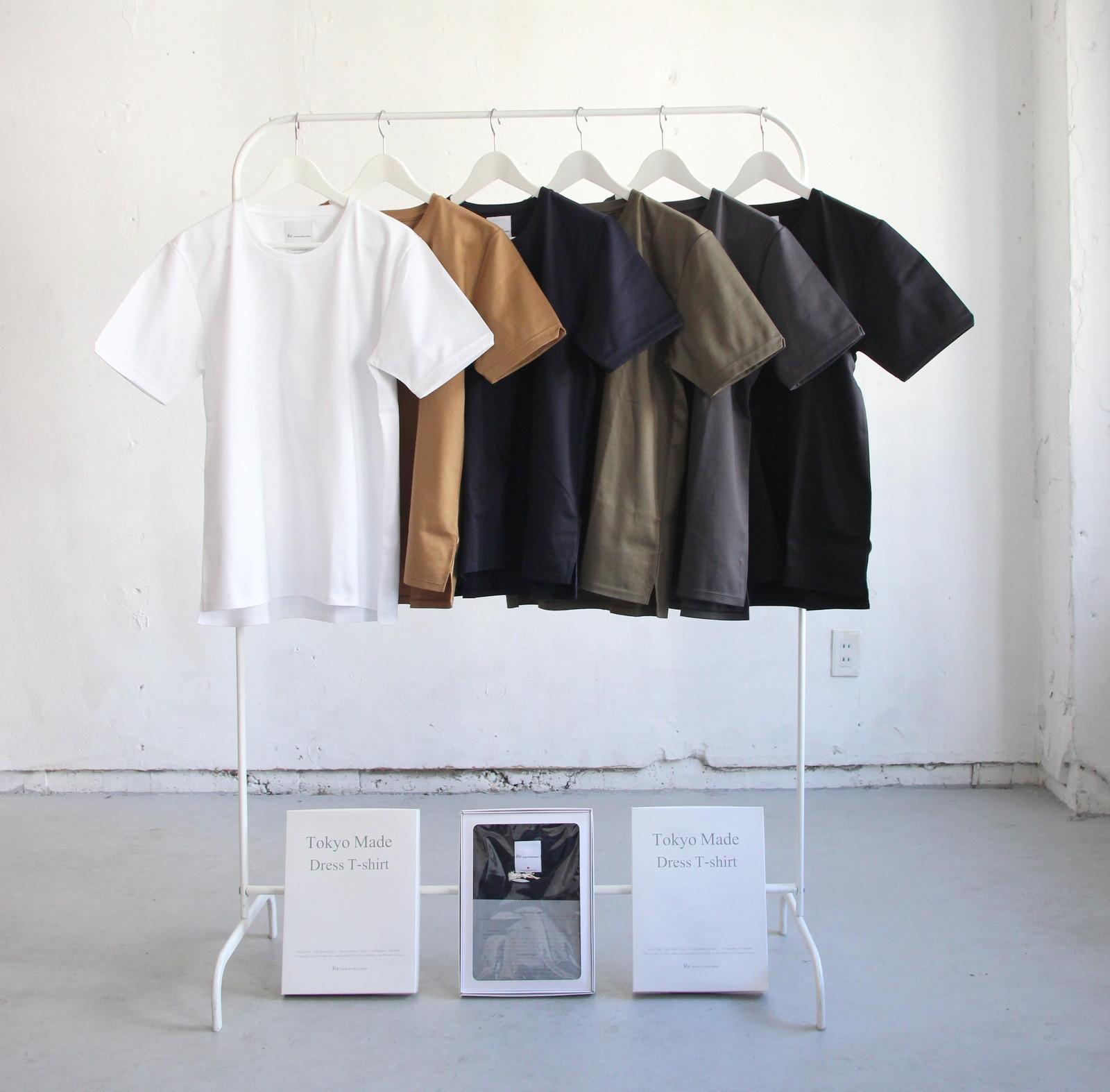 Tokyo Made Dress T-shirt_c0379477_08221824.jpg