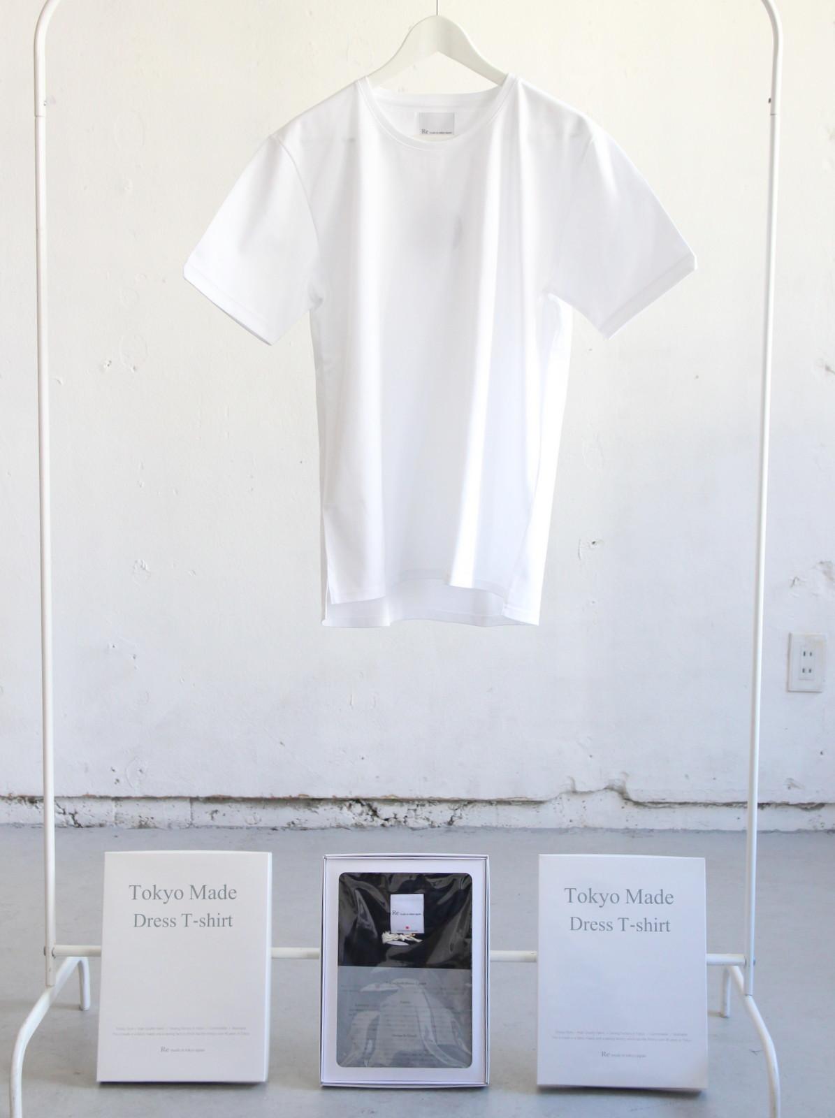 Tokyo Made Dress T-shirt_c0379477_08234511.jpg