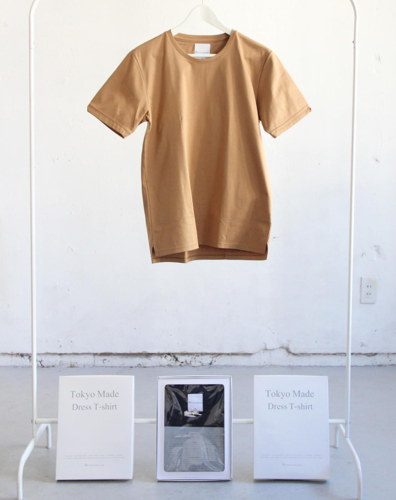 Tokyo Made Dress T-shirt_c0379477_08265794.jpg