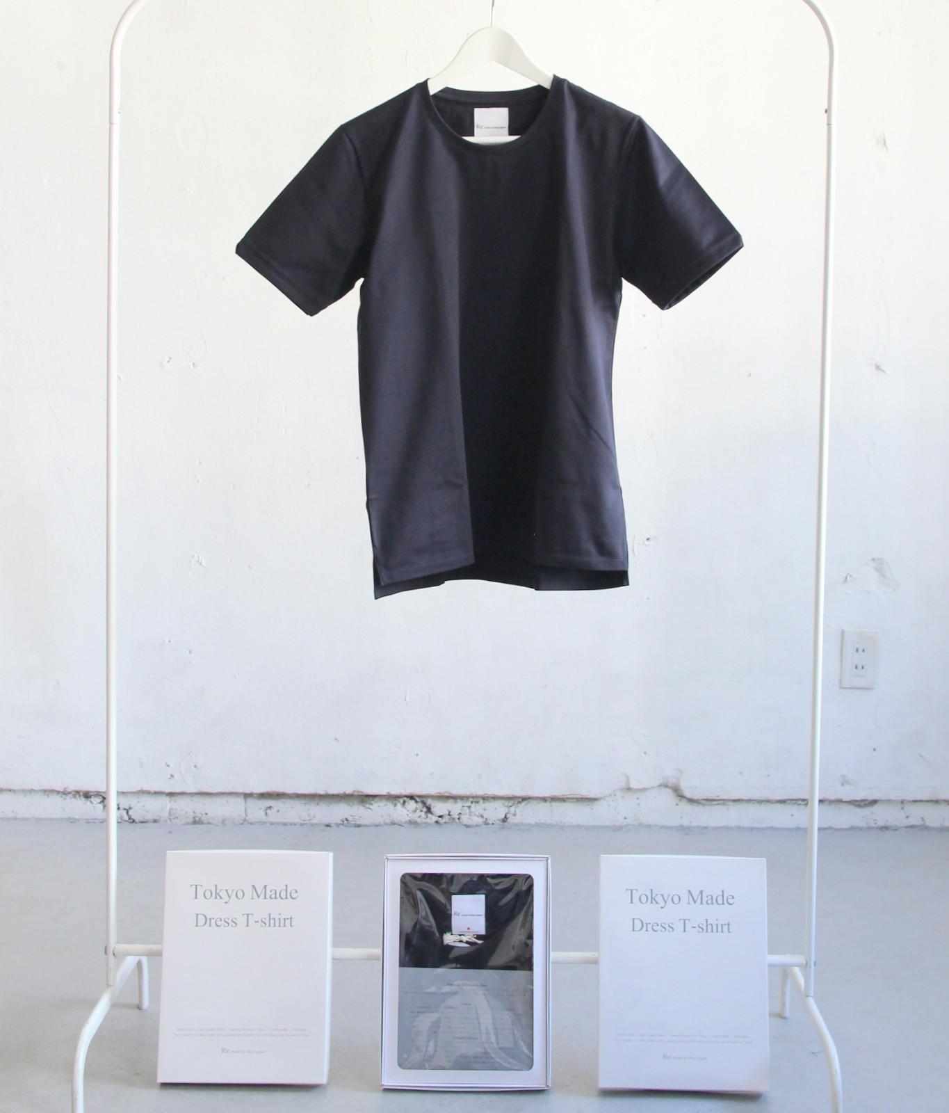 Tokyo Made Dress T-shirt_c0379477_08274524.jpg
