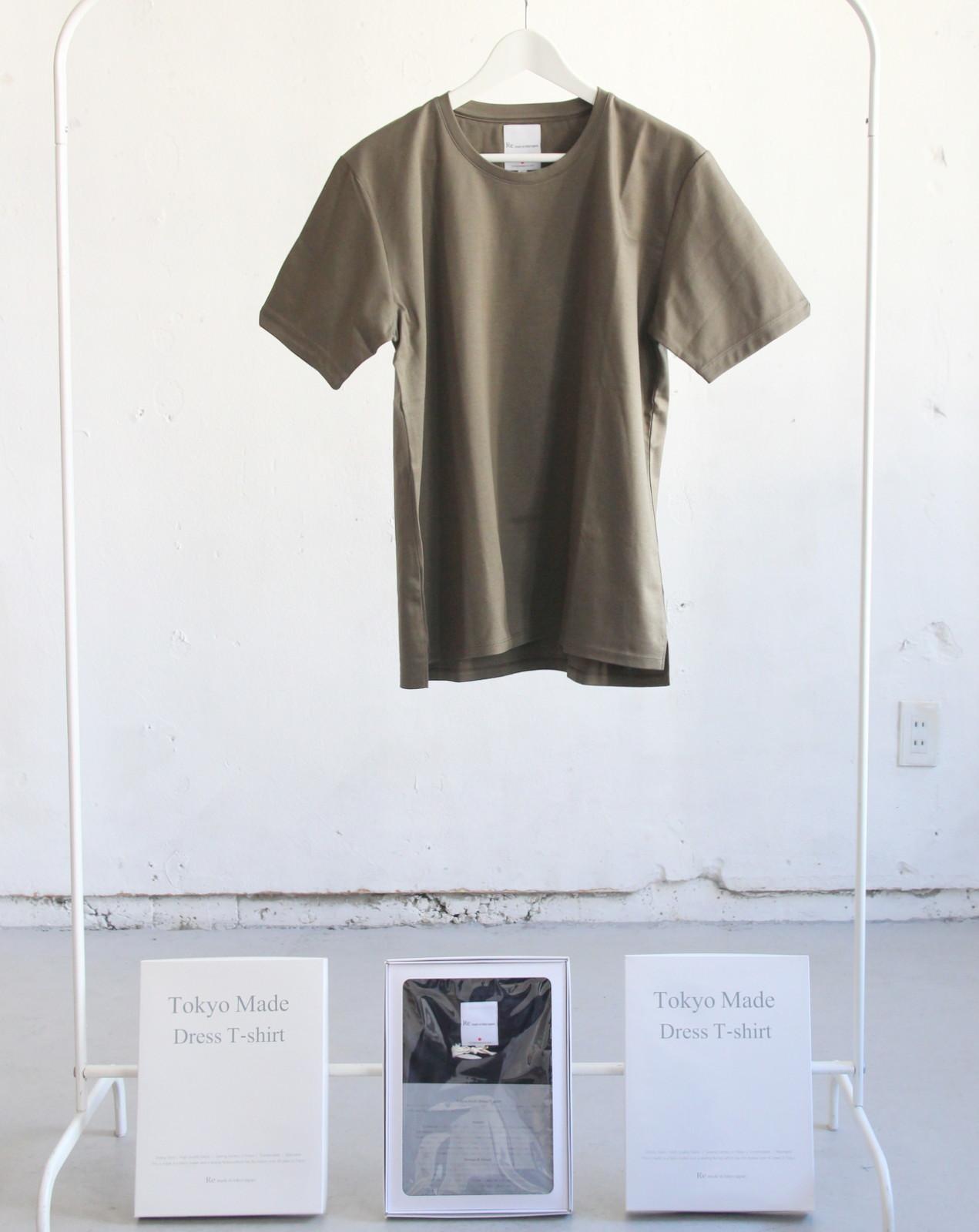 Tokyo Made Dress T-shirt_c0379477_08281246.jpg