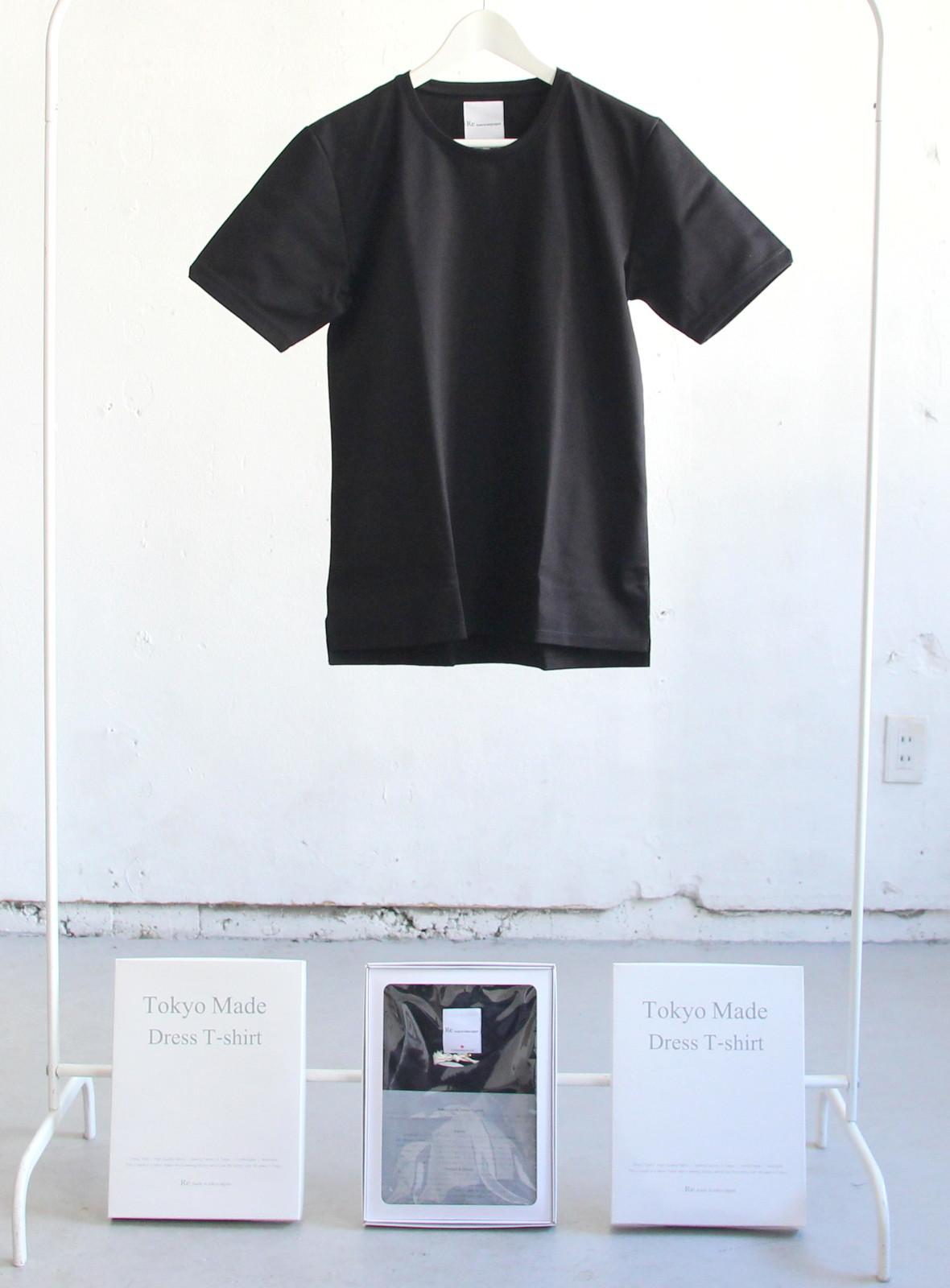Tokyo Made Dress T-shirt_c0379477_08285658.jpg