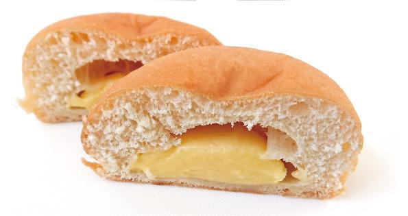 【袋ドーナツ】山崎製パン「もっちクリームドーナツ」【もっちりしっとり!おいしい】_d0272182_19151590.jpg