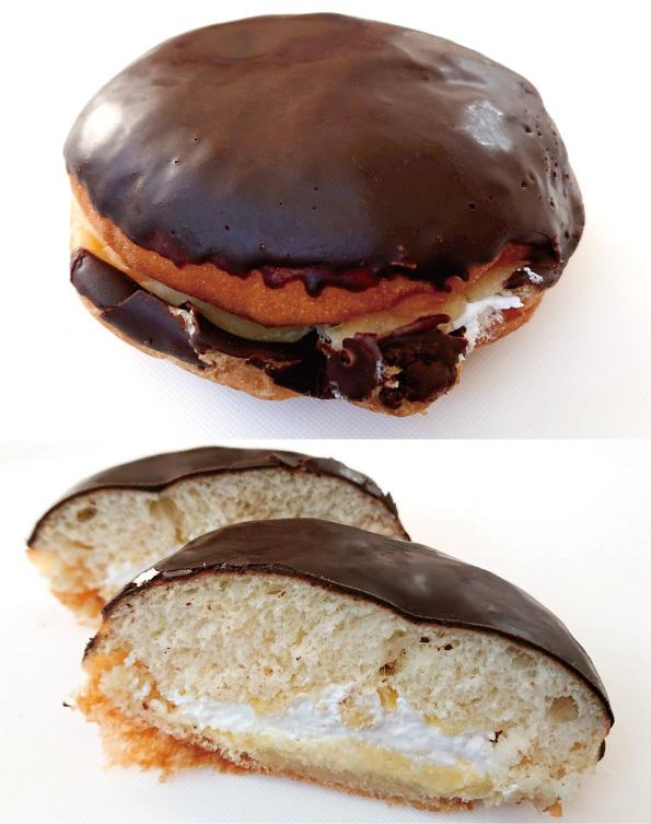 【袋ドーナツ】パスコ「銀チョコドーナツ」【もちっとカリッとおいしい】_d0272182_19152396.jpg