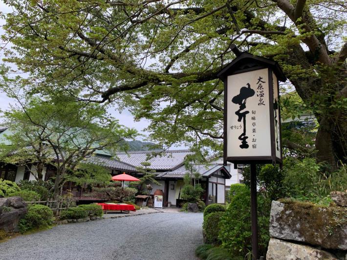 新緑を堪能しに京都大原へ_f0378683_23214951.jpg