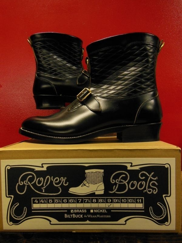 Hoo Ikai and Passion Leathers 革靴リペア_c0187684_21051022.jpg