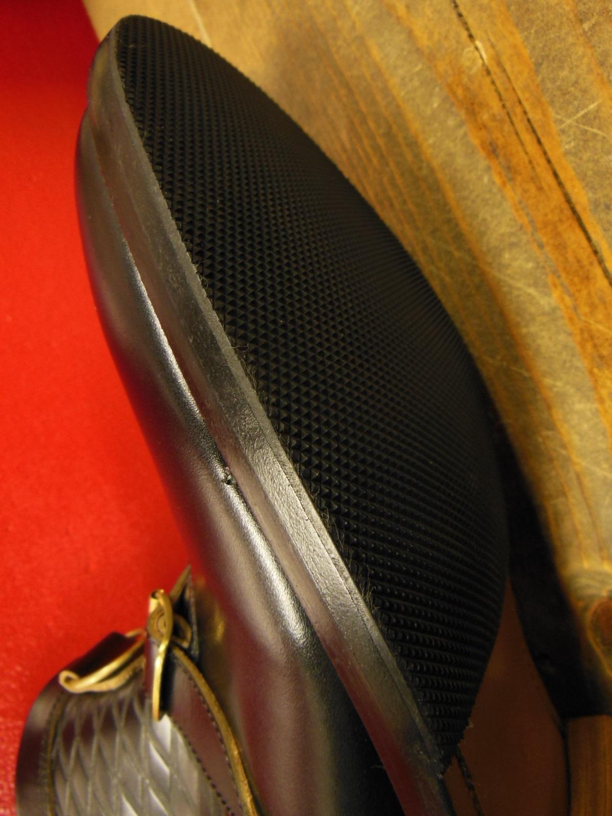 Hoo Ikai and Passion Leathers 革靴リペア_c0187684_21060769.jpg