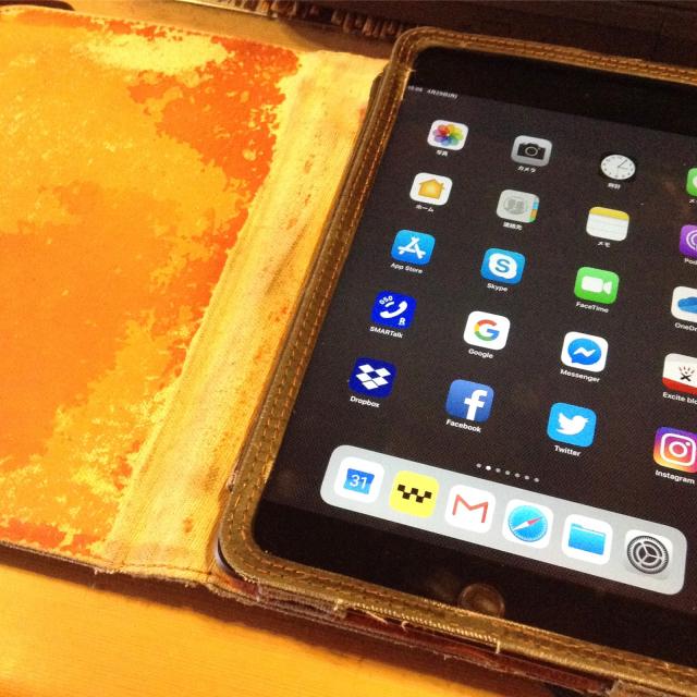 iPad miniを初代から第5世代へ新調しました。_a0334793_21384302.jpg