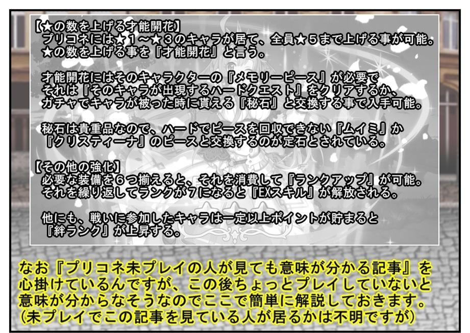【プリコネ雑記#8】~近況!あれから僕たちは…~_f0205396_18495685.jpg